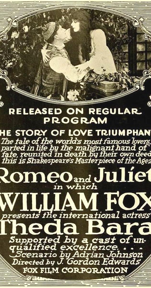 Romeo And Juliet 1916 Imdb