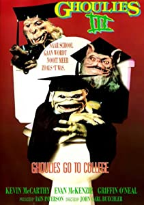 Movie tv watching Ghoulies III: Ghoulies Go to College by Albert Band [480x854]