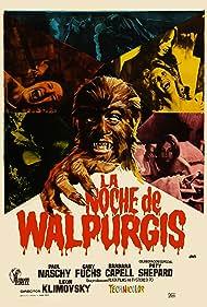 La noche de Walpurgis Poster - Movie Forum, Cast, Reviews