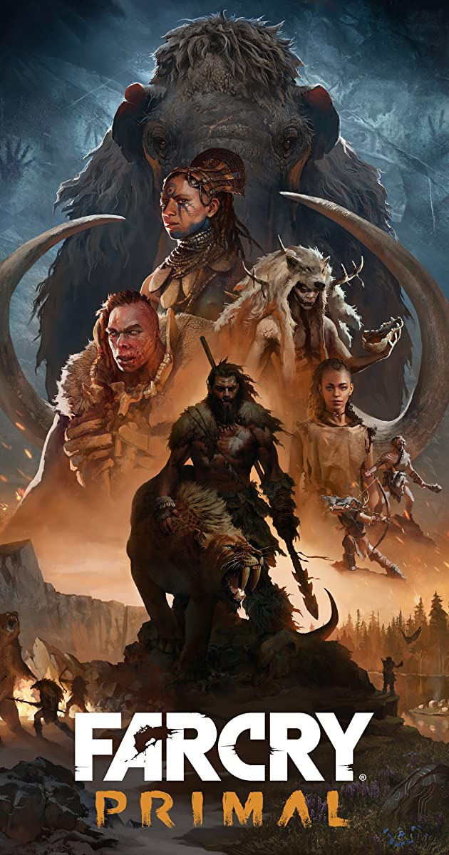 Far Cry Primal-(PC)-2016-(ENG)- Full Complete Collection-Ultimate Version Cracked Game-RELOADED