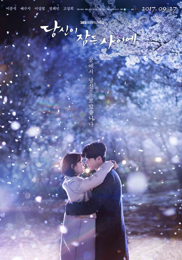 The drama is about a woman, Nam Hong Joo, who can see accidents that take place in the future through her dreams. And a prosecutor, Jung Jae Chan, who struggles to stop the woman's dreams from coming true.