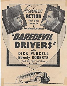 French movies english subtitles download The Daredevil Drivers [1020p]
