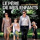 Chiara Caselli and Louis-Do de Lencquesaing in Le père de mes enfants (2009)