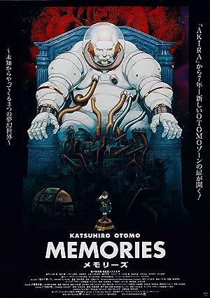دانلود زیرنویس فارسی فیلم Memories 1995