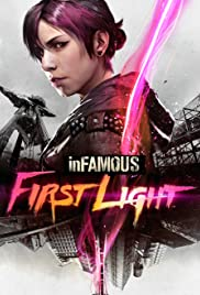 Infamous: First Light Poster