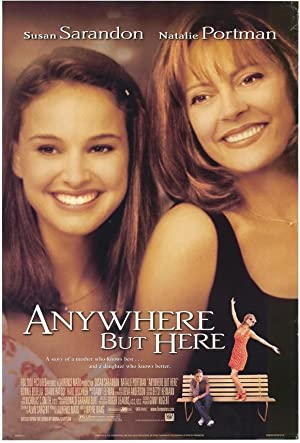 Anywhere But Here Poster Image