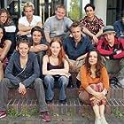 Daniel Brühl, Denis Moschitto, Niels-Bruno Schmidt, Jasmin Schwiers, Axel Stein, Mina Tander, Lavinia Wilson, and Bettina Zimmermann in Schule (2000)