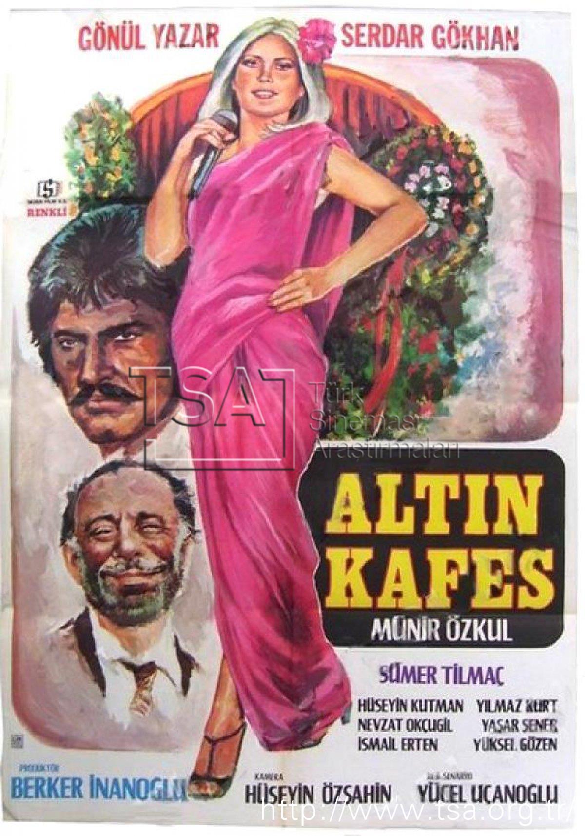 Altin kafes ((1982))