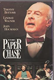 The Paper Chase Poster - TV Show Forum, Cast, Reviews