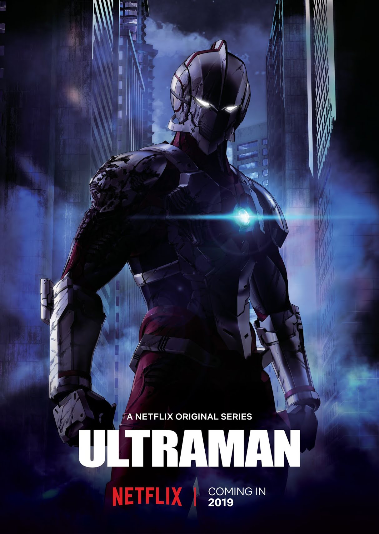 Ultraman tv series 2019 imdb