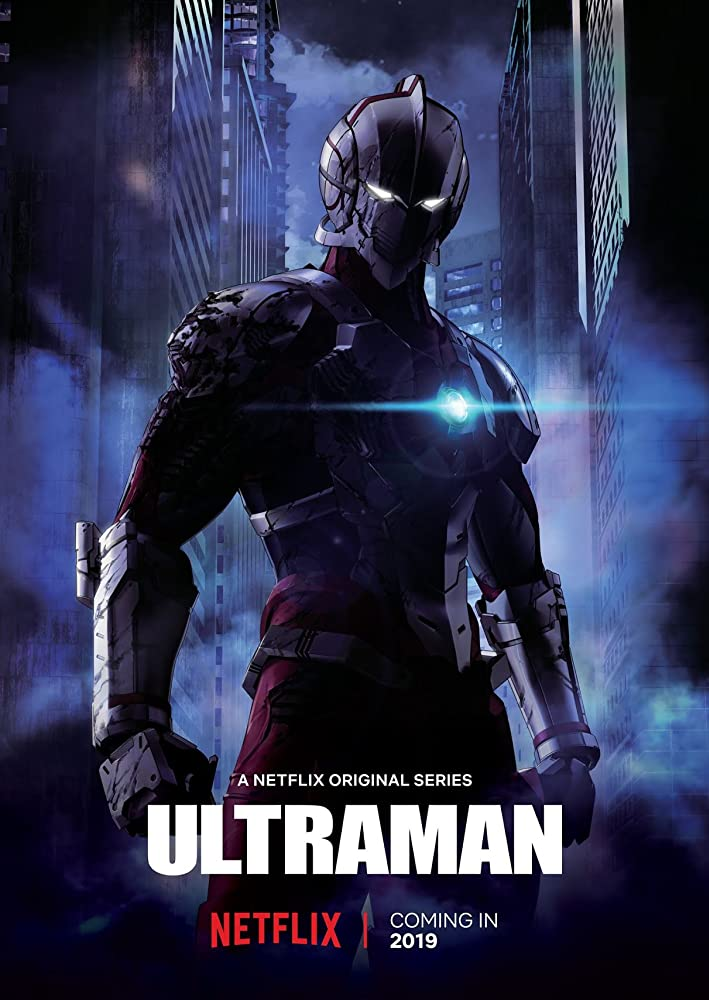 Ultraman 2019 S01 English Complete 720p NF WEB-DL HEVC x265 1.2GB Free Download