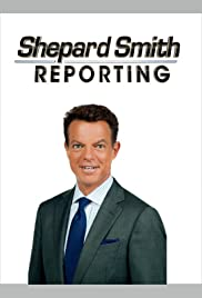 Shepard Smith Reporting Poster