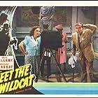Ralph Bellamy and Margaret Lindsay in Meet the Wildcat (1940)