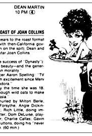 The Dean Martin Celebrity Roast: Joan Collins Poster
