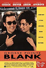 Grosse Pointe Blank (1997) Poster - Movie Forum, Cast, Reviews
