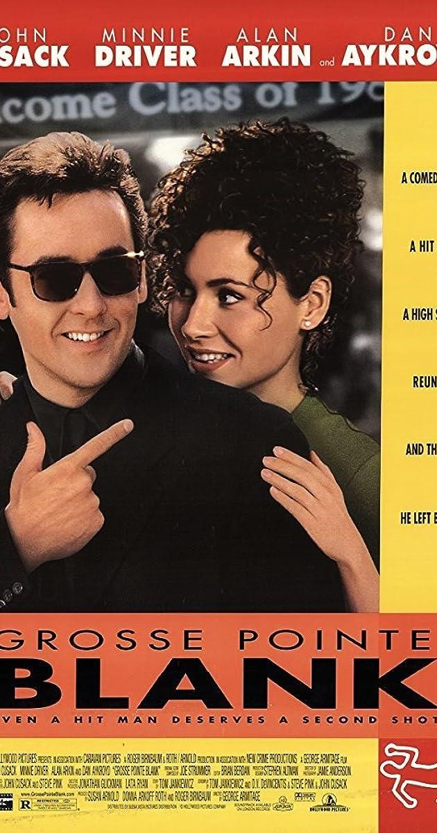 Watch Full HD Movie Grosse Pointe Blank (1997)