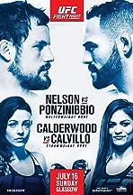 UFC Fight Night: Nelson vs. Ponzinibbio