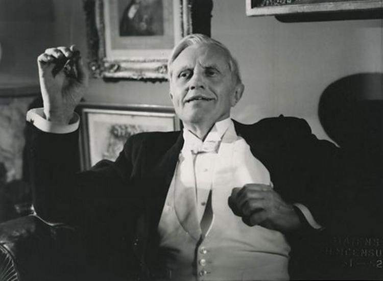 Oluf Bang in Det sande ansigt (1951)