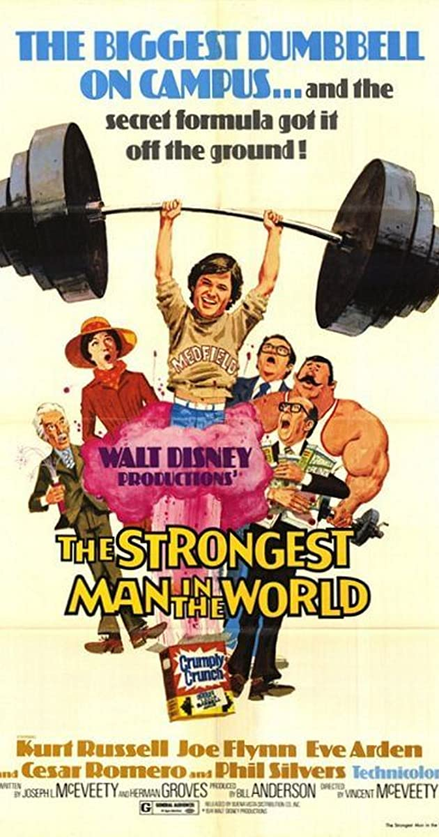 The Strongest Man In The World 1975 Imdb