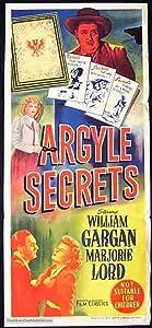 Legal ipad movie downloads The Argyle Secrets [mp4]