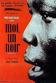 Moi, un noir Poster