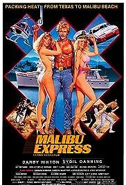 Malibu Express(1985) Poster - Movie Forum, Cast, Reviews