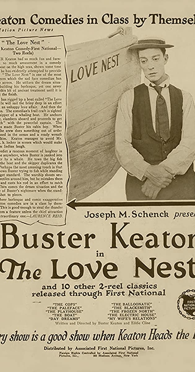The Love Nest (1923) - The Love Nest (1923) - User Reviews