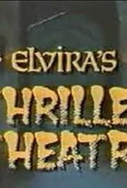 Elvira's Thriller Theatre Poster