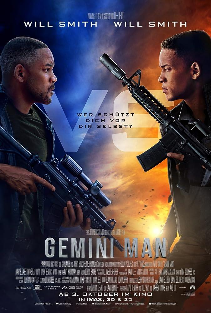Gemini Man 2020 Bangla Dubbed ORG Movie 720p BluRay 950MB MKV