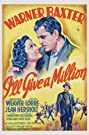 I'll Give a Million (1938) Poster