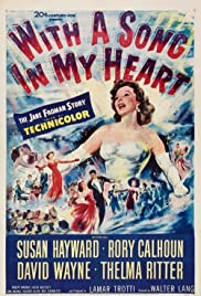 With a Song in My Heart (1952) Poster - Movie Forum, Cast, Reviews