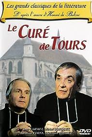 Michel Bouquet and Jean Carmet in Le curé de Tours (1980)