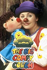 Alyson Court and Fred Stinson in The Big Comfy Couch (1992)