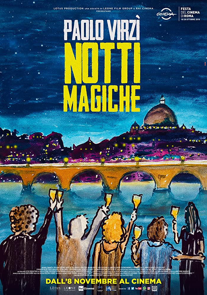 Notti magiche (2018)