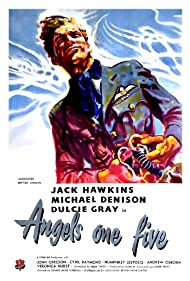 Angels One Five (1954) Poster - Movie Forum, Cast, Reviews