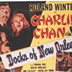 Virginia Dale, Mantan Moreland, Roland Winters, and Victor Sen Yung in Docks of New Orleans (1948)