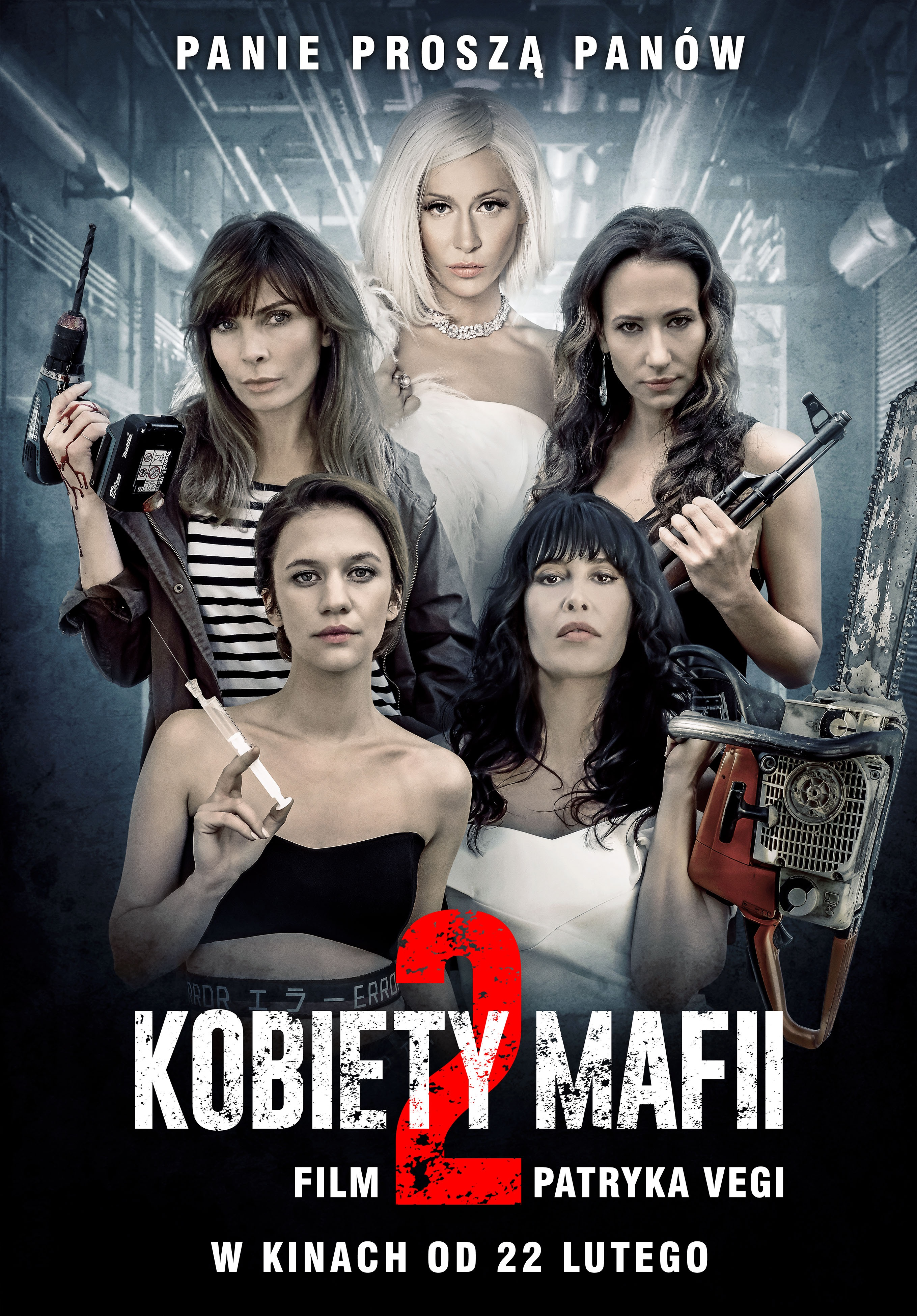 Moterų mafija 2 (2019) / Women of Mafia 2