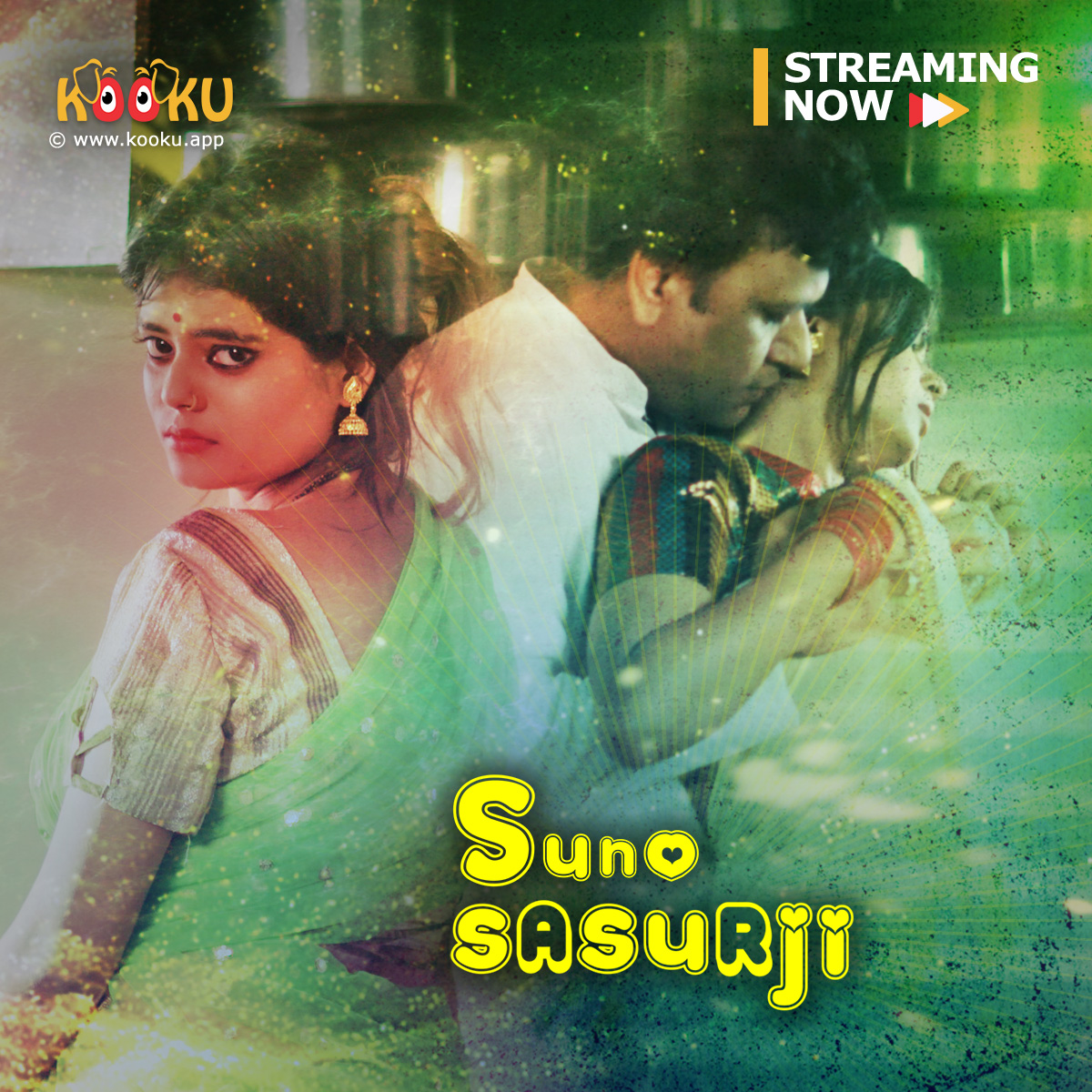 Suno Sasurji | S01 | 2020 | Hindi | 1080p | 720p | WEB-DL | Kooku