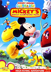 MP4 movie clips free download Mickey's Great Clubhouse Hunt by none [640x320]