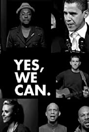 Will.i.am: Yes We Can Poster
