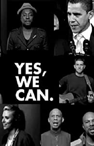 Watching movies live Will.i.am: Yes We Can USA [Bluray]