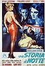 Una storia di notte (1964) Poster