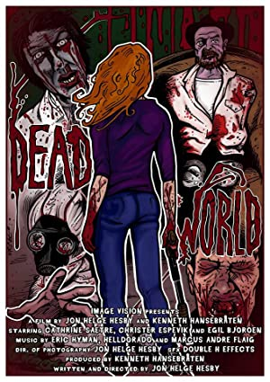 Dead world: A zombie miniseries