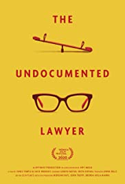 The Undocumented Lawyer Poster