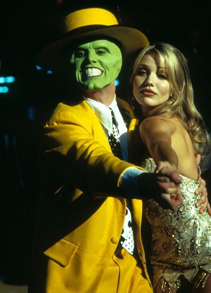 The Mask (1994) ภาพยนตร์เรื่องแรกของ Diaz ก็ดังระเบิด