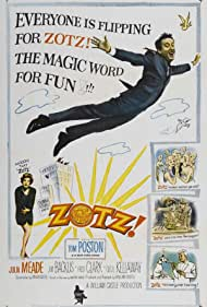 Zotz! Poster - Movie Forum, Cast, Reviews