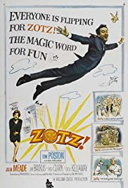 Zotz! (1962) Poster - Movie Forum, Cast, Reviews