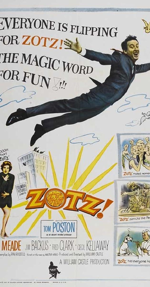 Zotz! (1962) Subtitles