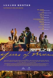Years of Macau Poster