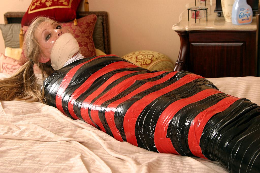 Bdsm mummification picture